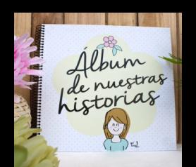 Álbum De nuestras historias - 21A10040003