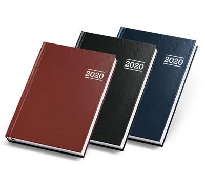 Agenda 2020 con posibilidad de plasmar el logo de tu empresa