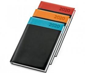 Agenda 2020 de polipiel tamaño B5 para plasmar el logo de tu empresa