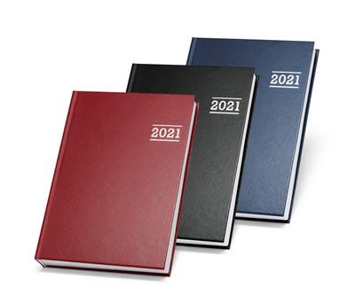Agenda 2021 con posibilidad de plasmar el logo de tu empresa