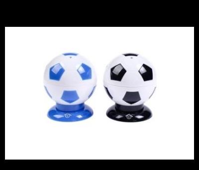 original palillero en forma de balon de futbol en caja de regalo