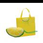 bolsa plegable limón