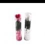 Flor Rosa Pétalos de jabón presentados en caja de regalo