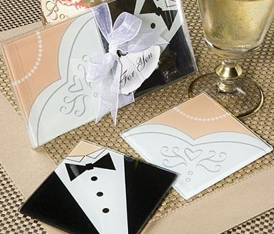 posavasos novios como detalle de boda para tus invitados