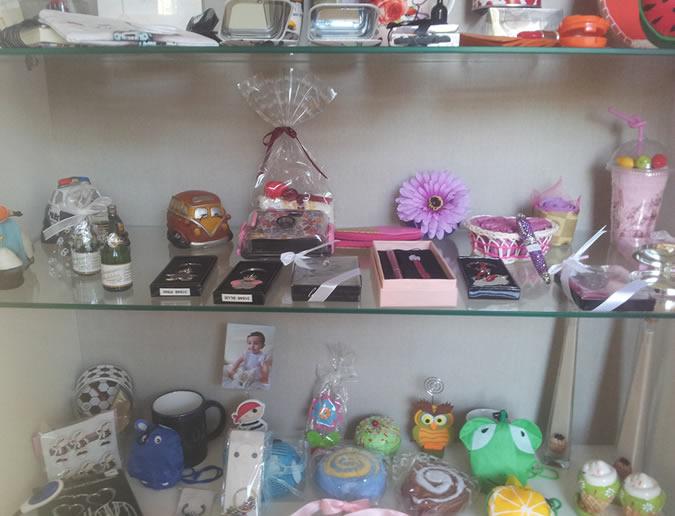 Muestras de detalles para invitados en la tienda de Detalles AnHa