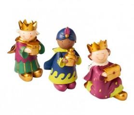 Hucha reyes magos para decorar tu hogar o como regalo para niños estas navidades