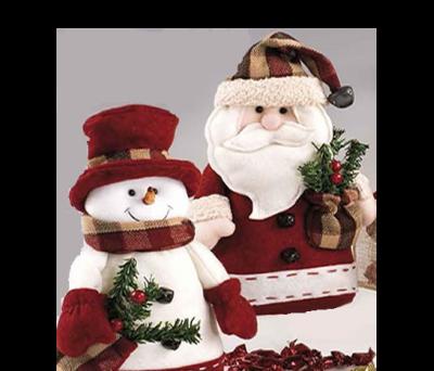 Navideas Papa Noel. Cool Club Hogar Fundas Navideas Papa Noel Y Mama ...