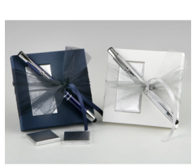 Bolígrafo puntero táctil con napolitanas para detalles de invitados