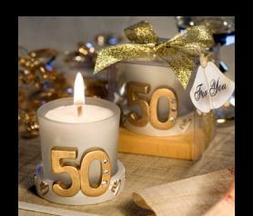 Regalos para bodas de oro originales anha for Detalles para aniversario