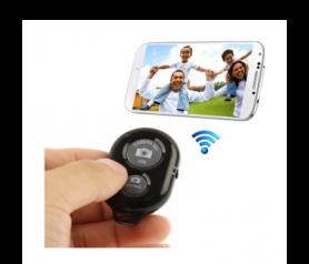 disparador remoto de fotos para el móvil para que los invitados de tu boda estén a la última tecnología