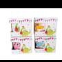 tazas animales en caja regalo safari para eventos infantiles, comuniones y bautizos para los niños de la fiesta