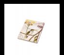 Original bloc de notas estampado floral retro ideal como detalle de boda o comunión para las mujeres invitadas al evento en 12 modelos surtidos