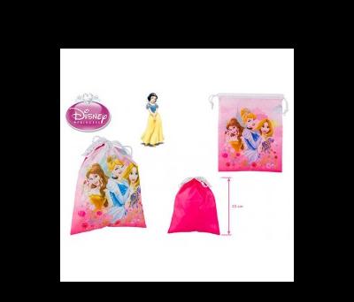 Petate mochila Princesas ideal como detalle de comunión o en fiestas infantiles para los niños invitados al evento