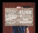 carteles de madera 60×40 personalizados para boda , eventos o como decorción