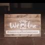 personalización tablets de madera 60x40cm para bodas rústicas y vintage