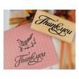 El sello perfecto para realizar tus tarjetas pesonalizadas de agradecimiento