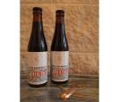 cerveza artesanal con etiqueta personalizada para regalar a tus amigos como obsequio por tu boda