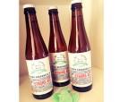 cerveza con etiqueta personalizada ideal como detalle de boda para los hombres invitados a la boda