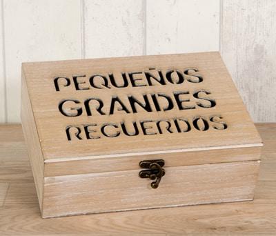 cobre pequeños grandes recuerdos como libro de firmas o regalo
