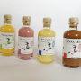 4 sabores distintos de lcores Habelas Halas para los invitados de tu boda