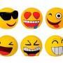 Hucha emoticono como obsequio para los niños invitados a comuniones, bodas y fiestas infantiles