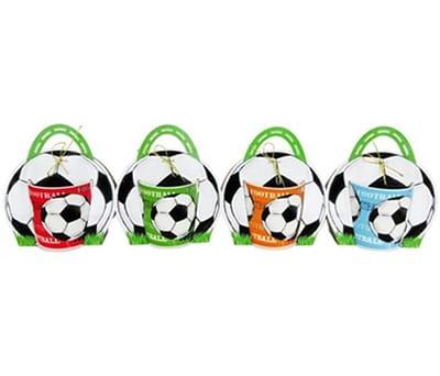 Original taza en forma de balón de fútbol como detalle de comunión o en fiestas