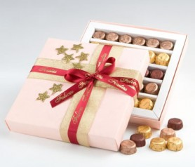 Caja bombones para regalar en estas navidades