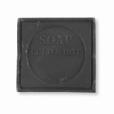Jabón de manos color gris personalizable