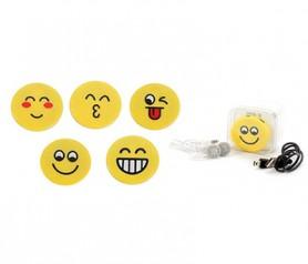 Mp3 emoticono como detalle para los niños de fiestas y eventos