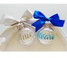 Bolas de navidad personalizada para decorar el árbol de navidad
