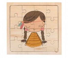 Puzzle de 16 piezas como detalle de comunión o para detalle infantil