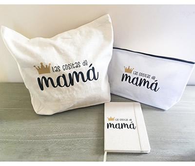 Kit orgánico Las cositas de mamá como regalo para las madres