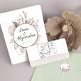 contraportada invitación y tarjeta de confirmación