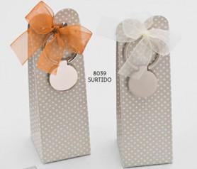Anillo sujetamóvil con atril personalizado en caja de regalo apto para todos los modelos de móvil como detalle de boda o comunión para sorprender a tus invitados
