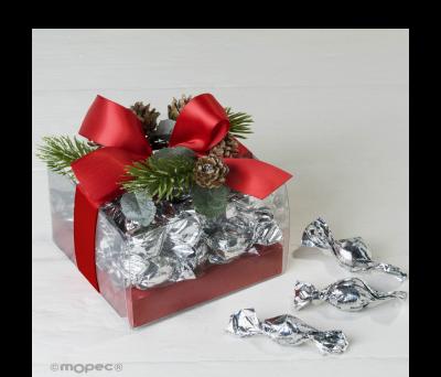 Estuche 30crokis.corona de piñas navideñas+T.Feliz Navidad* - ANFD4430.1