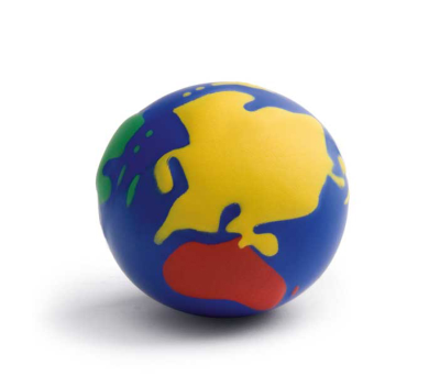 Antiestrés Mundo Color - st-98050
