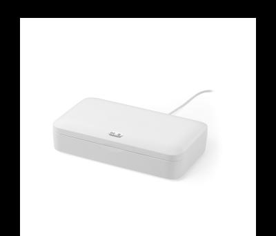 BACTOUT. Caja esterilizadora UV con cargador Inalámbrico rápido (10W) - st-98519-106