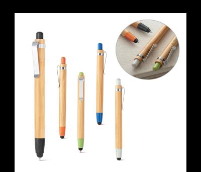 BENJAMIN. Bolígrafo de bambú - st-81012-103