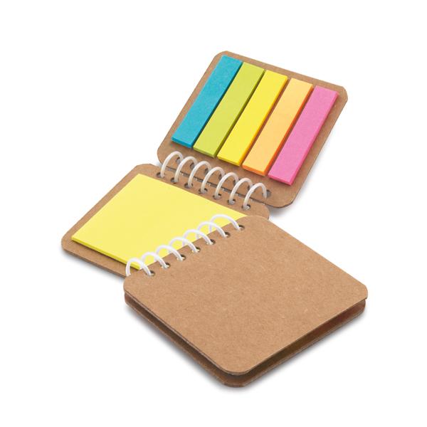 Bloc de notas adhesivas - st-93718.60