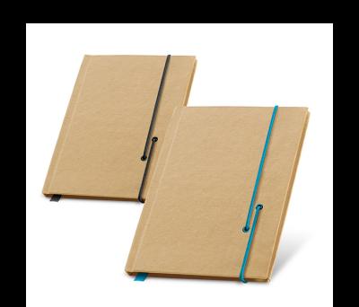 Bloc de notas de tapa rígida de cartón - st-93706.03