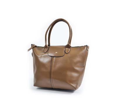 BOLSO HARD MARRON - AGY40512MA