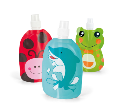 Botella plegable infantil - st-94604.22