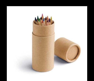 Caja con 12 lápices de color - st-91752