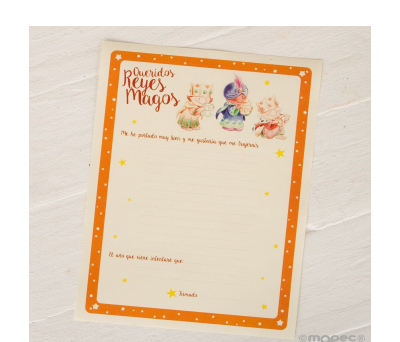 Carta a los Reyes Magos de Oriente min.25 - ANX1050.1