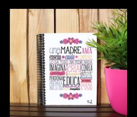 Cuaderno Día de la Madre Una madre ama... - 21A10049233