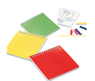 Cuaderno para colorear - st-93466.08