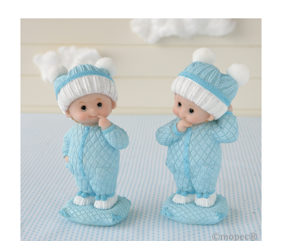 Figura pastel bebé NIÑO stdo. - AY281.3