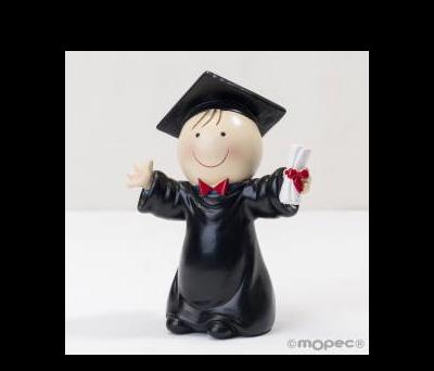 Figura pastel Pit graduado 14cm. - AY147.3