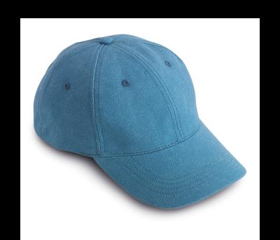 Gorra de lona de algodón prelavada - st-99413.14