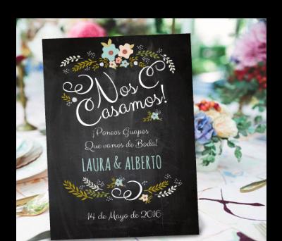 Invitaciones de boda Chalk Blue A-Invitaciones-Chalk-Blue